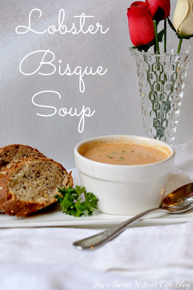 Slow Cooker Lobster Bisque Soup. A smooth and creamy Slow Cooker Lobster Bisque Soup that's always a family favorite. It's a creamy and spicy soup that uses lobster tails for a flavorful rich bisque. Your family won't believe you made this decadent soup in a crock-pot!