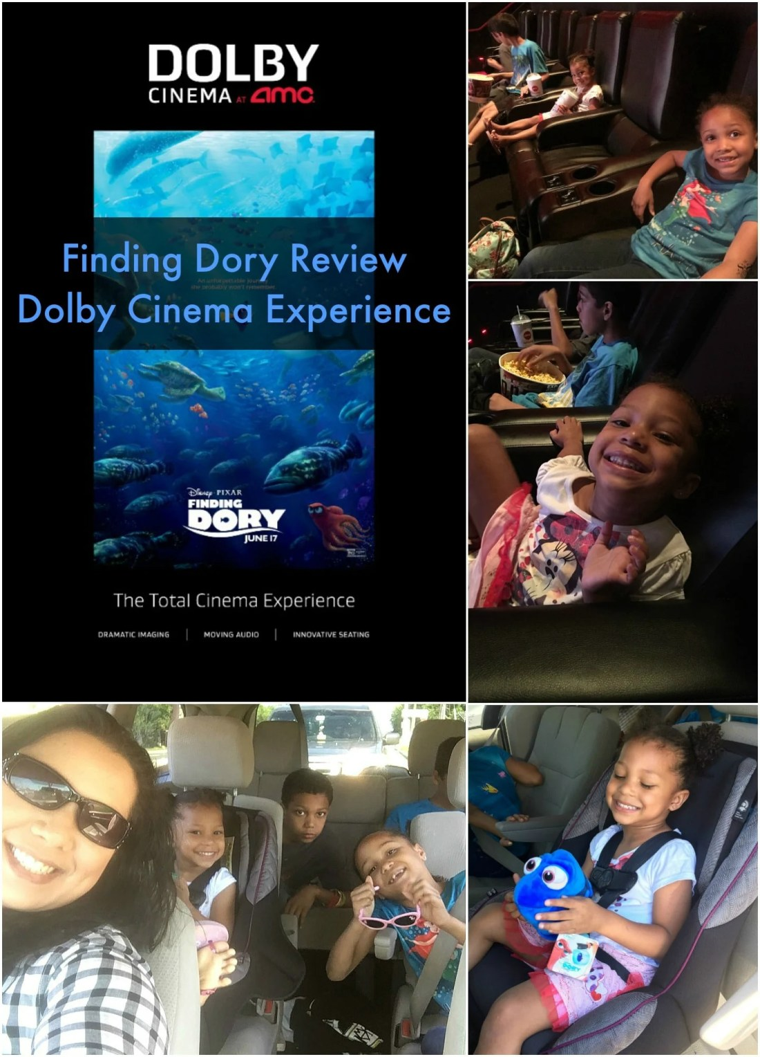 Finding Dory Dolby Cinema Share