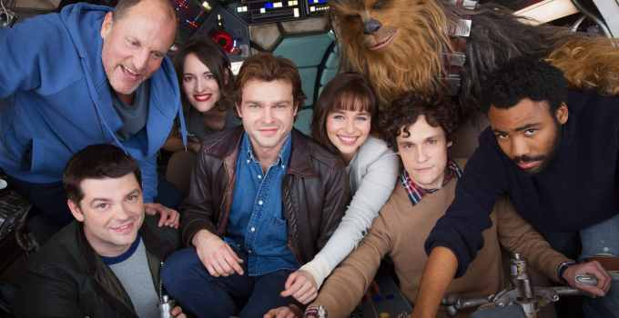 The Untitled Han Solo Star Wars Story Has Officially Begun Production