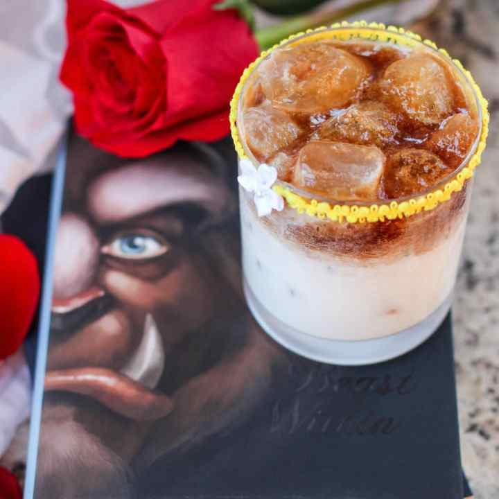 Beauty & The Beast Cocktail
