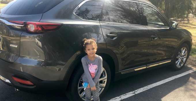 My Birthday Week – 2017 Mazda CX-9 Review