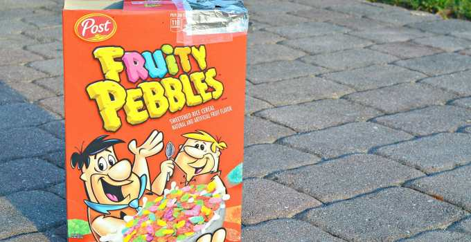 DIY Fruity Pebbles Solar Eclipse Viewer – Great American Eclipse 2017