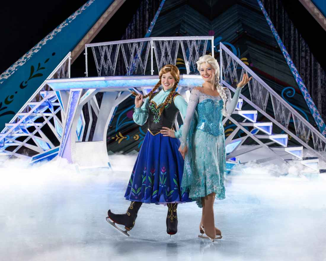 Disney on Ice Presents Frozen will be coming to the Washington D.C. Area Feb 14-19 Featuring your favorite characters.