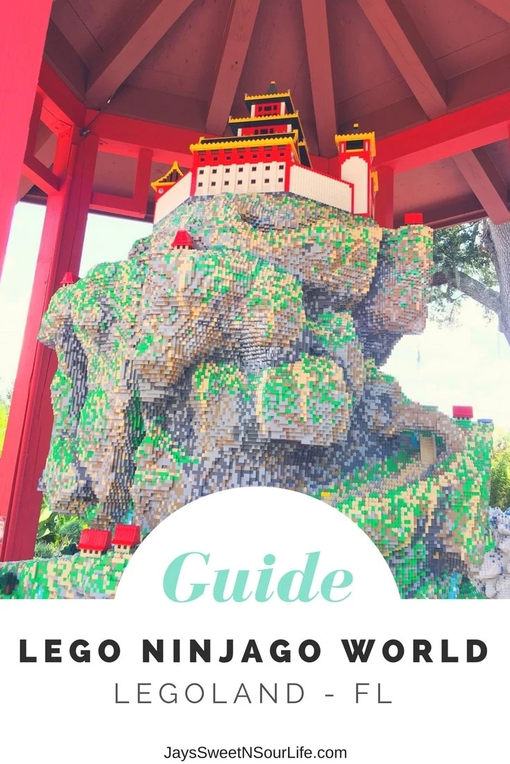 A complete guide to Legoland Florida Ninjago World. Spend your summer building memories at Legoland in Florida. There is something for the whole family to enjoy at this wonderful Theme Park.