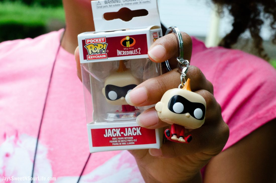 Incredibles 2 Jack Jack Key Chain. New Disney Pixars Incredibles 2 Toys + More | Incredibles 2 Gift Guide