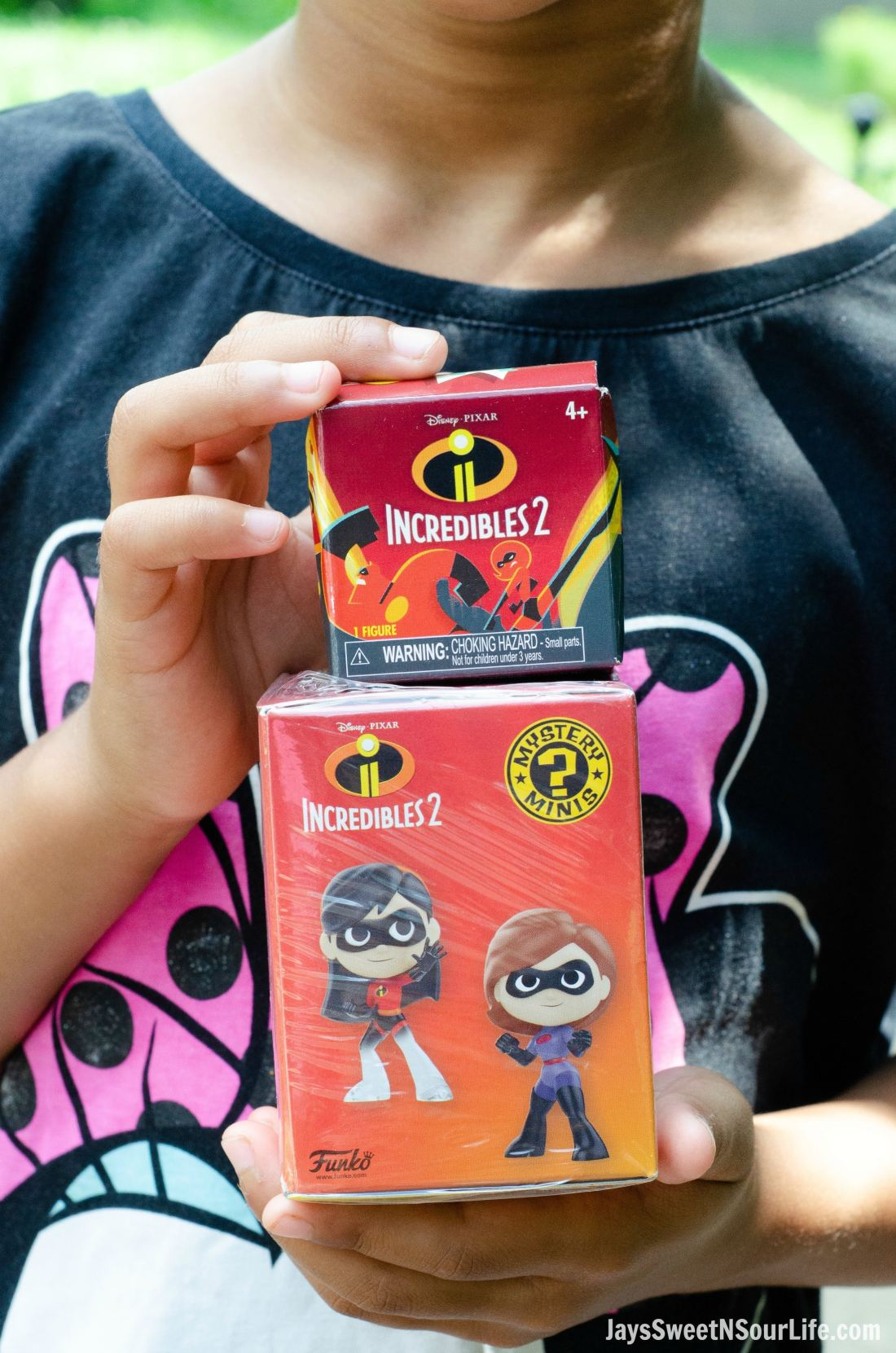 Incredibles 2 Mystery Mini Figurines. New Disney Pixars Incredibles 2 Toys + More | Incredibles 2 Gift Guide