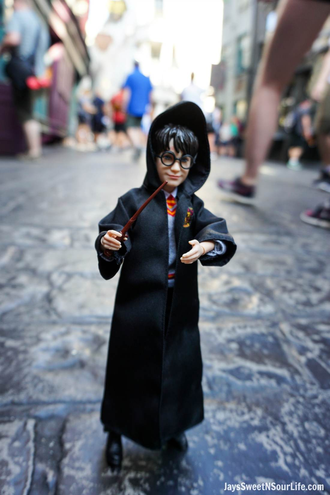Harry Potter Dolls Harry Diagon Alley. Learn more aboutthese collectable Harry Potter Dolls at Jayssweetnsourlife.com .