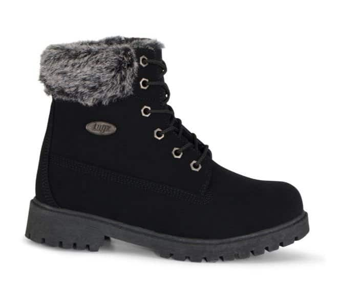 The Rucker Hi Fur boots from Lugz are comfortable, yet fashionable..Read more about the hottest gifts of the season on my blog.