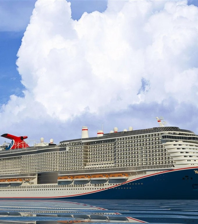 Carnival Cruise Line has just released some wonderful news! In a nod to Carnival Cruise Line's rich history as America's Cruise Line, the line announced today that it will name its new XL-class ship to be delivered in 2020Mardi Gras™.