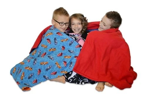 Sensory Goods' Weighted Blankets continue to change lives by giving families and individuals the sleep they desire and deserve. Read about all the toys on my Holiday Gift Ideas For Kids Guide.