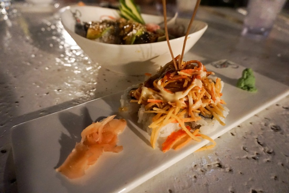 Soy Sushi Bar Sushi Plate Beaches Resorts ini Turks and Caicos. Planning a trip to Beaches Resorts in Turks and Caicos? Learn about how you can celebrate your birthday in style during your next trip.