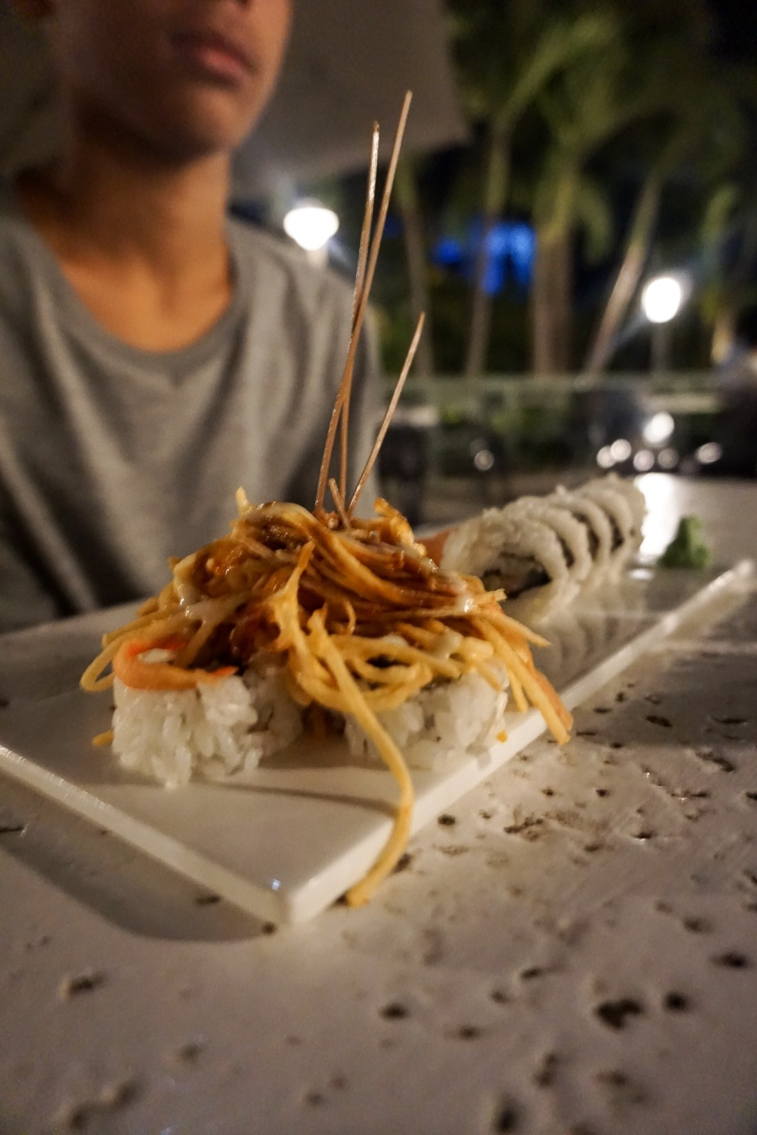 Soy Sushi Bar Birthday Dinner Beaches Resorts ini Turks and Caicos. Planning a trip to Beaches Resorts in Turks and Caicos? Learn about how you can celebrate your birthday in style during your next trip.