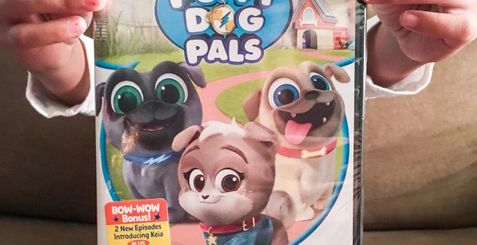 Playtime With Puppy Dog Pals – Review | Now Available on Disney DVD Today!