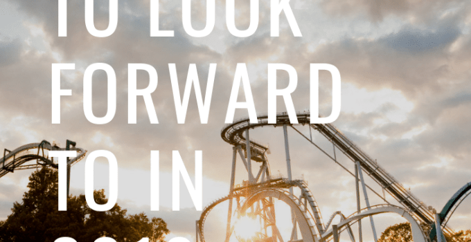 7 Things To Look Forward To In 2019 | Busch Gardens® Williamsburg and Water Country USA®