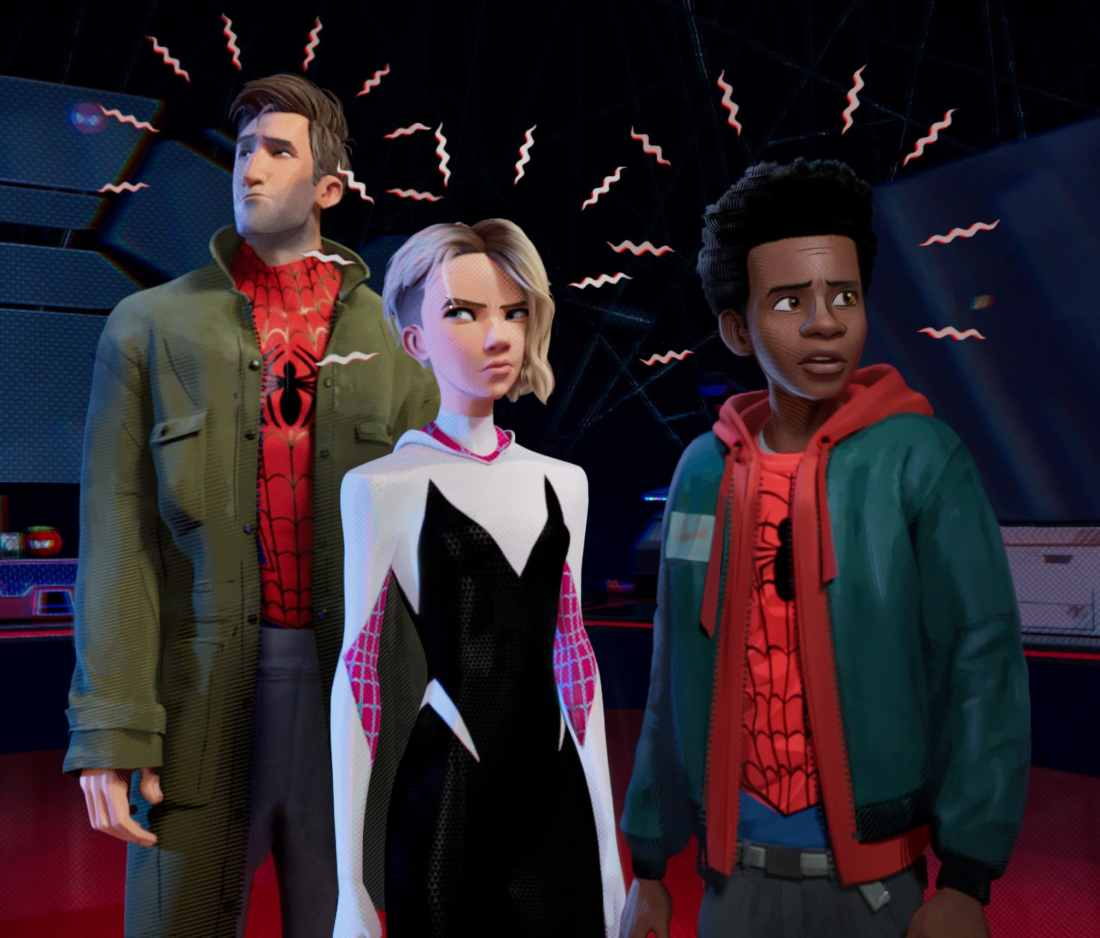 SPIDER-MAN: INTO THE SPIDER-VERSE. Learn all about the SPIDER-MAN: INTO THE SPIDER-VERSE film as well as snag a DIY Paper Foldables PDF for more fun with the family! SPIDER-MAN: INTO THE SPIDER-VERSE is availble on 4K, Bluray, and DVD today!