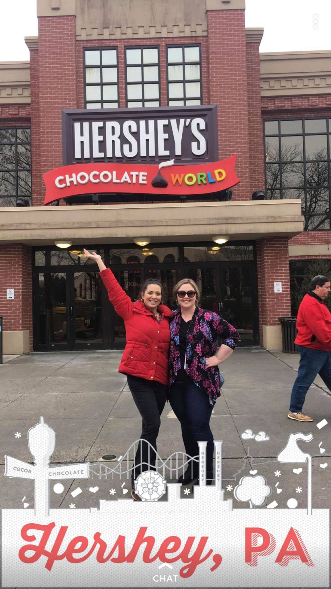 Jay Danielle Chocolate World. Spend a day at one of the worlds largest candy stores. Filled with with worlds largest candies Chocolate World and packed with family friendly fun filled activities.