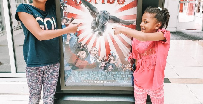 Disney's Dumbo 4DX Experience at Regal Cinemas | Fly With Dumbo!