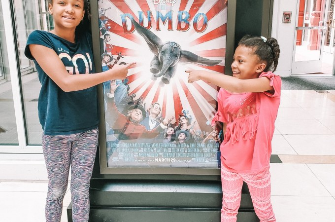 Dumbo Poster Girls. Dumbo flies into theaters on March 29, 2019.