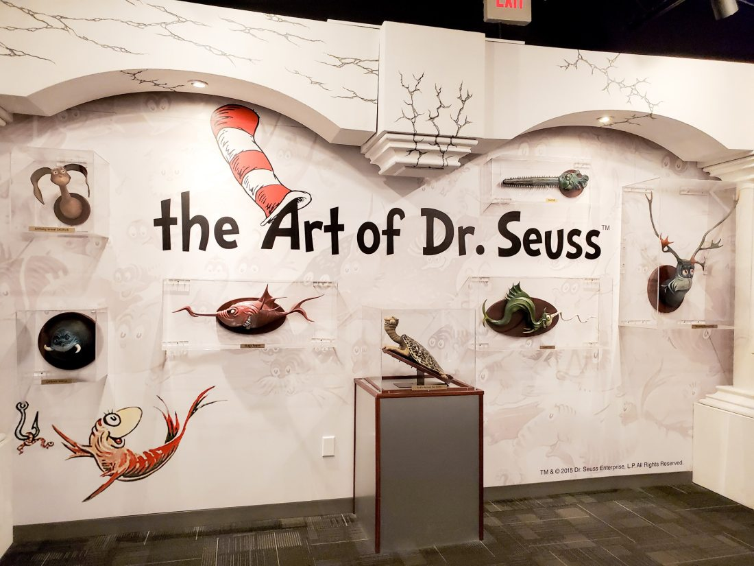 """WonderWorks Art Of Dr. Seuss. One of the topthings to do in Pigeon Forge, WonderWorks Indoor Amusement park, is one of the bestPigeon Forge Attractions. With over 35,000 square feet of """"edu-tainment,"""" WonderWorks is an amusement park for the mind. Read our full review on the blog."""