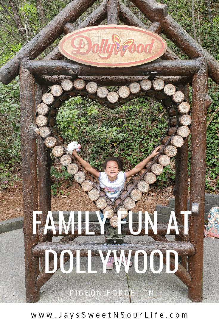 Family Fun at Dollywood in Pigeon Forge, TN - Jays Sweet N