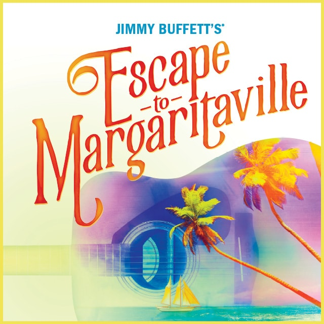 Jimmy Buffett's Escape to Margaritaville. Jimmy Buffett's Escape to Margaritaville will be hitting the stage at The National Theatre in Washington DC on Tuesday, October 8th and runs through Sunday, October 13th! This show will knock your flip flops off!