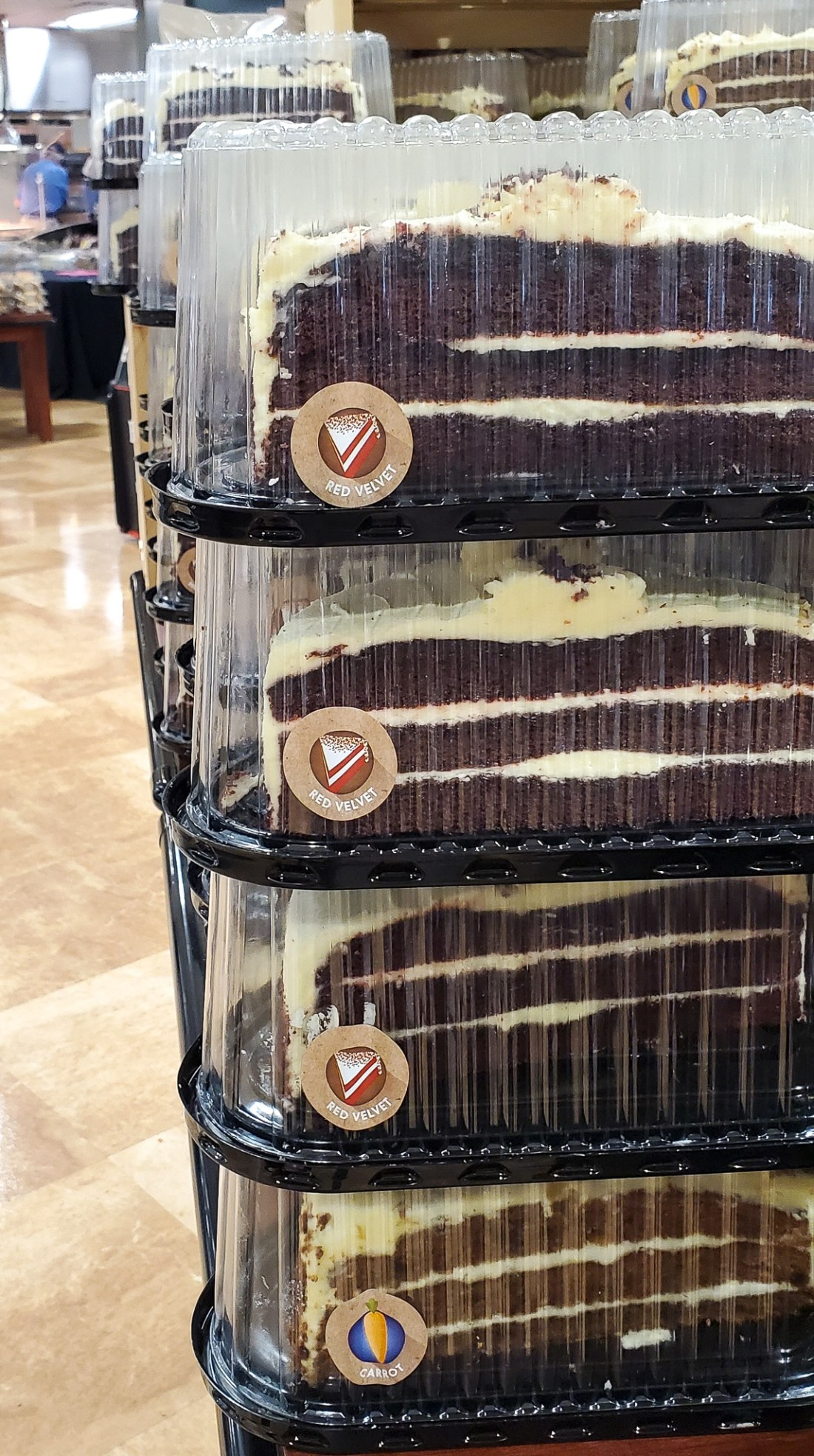 Harris Teeter Bakery Cake. Grab a delicious deal at your local Harris Teeter. Grab a freshly baked half of a cake for $5.99.