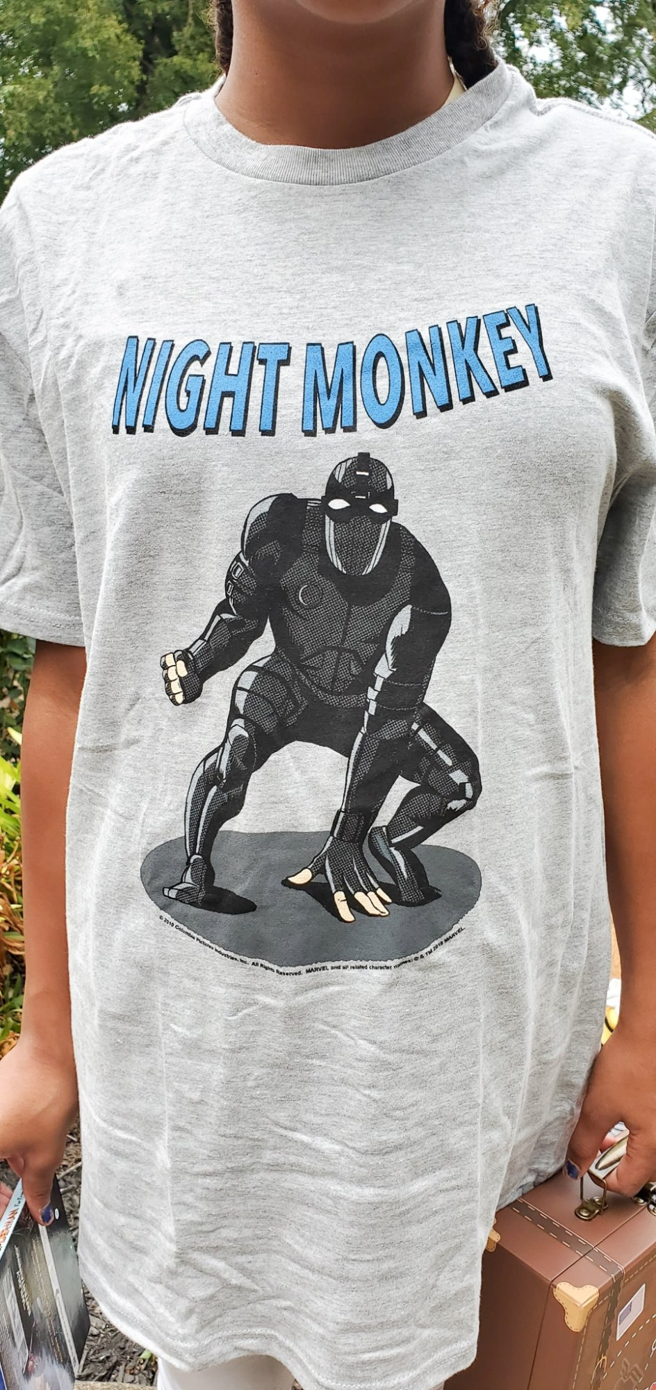 Night Monkey Shirt. Tom Holland returns as everyone's favorite web-slinger in SPIDER-MAN: FAR FROM HOME, the next chapter after Spider-Man: Homecoming.