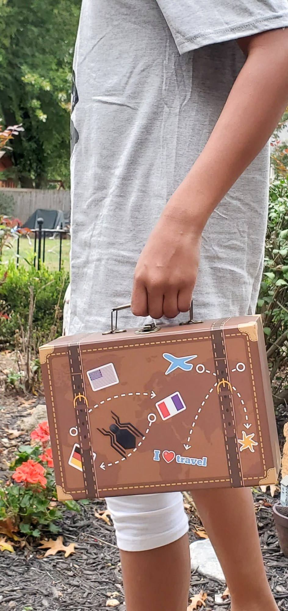 Spider-Man: Far From Home Suitcase. Tom Holland returns as everyone's favorite web-slinger in SPIDER-MAN: FAR FROM HOME, the next chapter after Spider-Man: Homecoming.