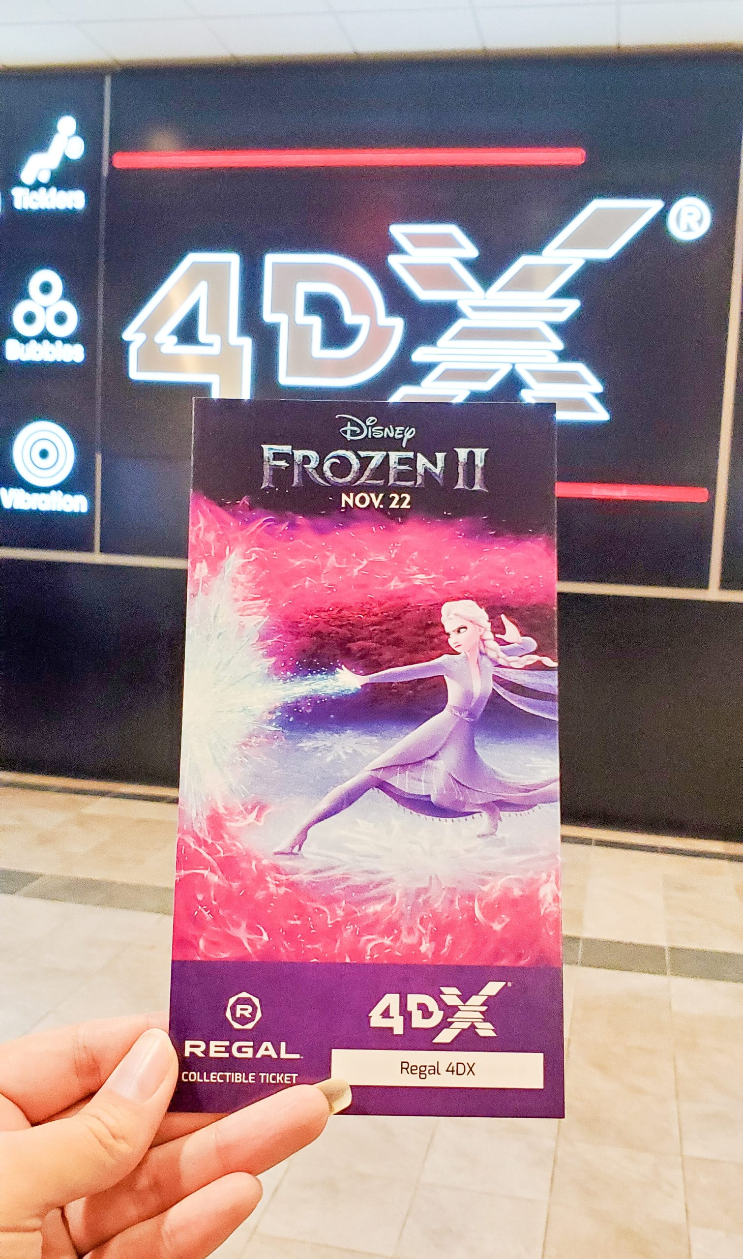 4dx Frozen 2. Why was Elsa born with magical powers? Catch the newest film Frozen 2 in the 4DX experience at your local Regal Cinema.