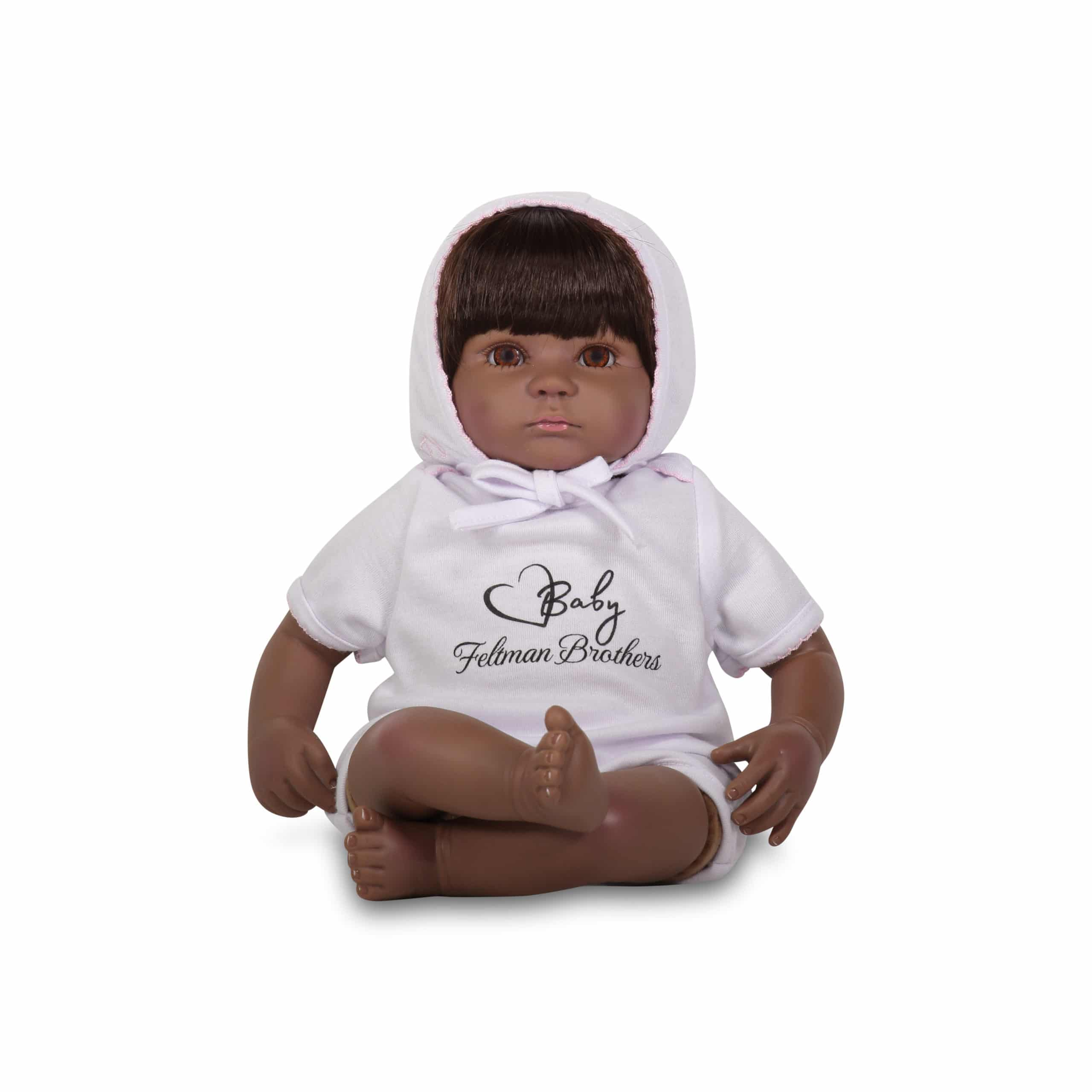 Looking for that perfect gift for someone you love that's thoughtful, unique and long lasting? Meet Destiny, one of the newest additions to the Feltman Brothers Doll Collection.