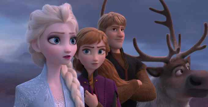 Frozen 2 Movie Review – 4DX Experience at Regal Cinema