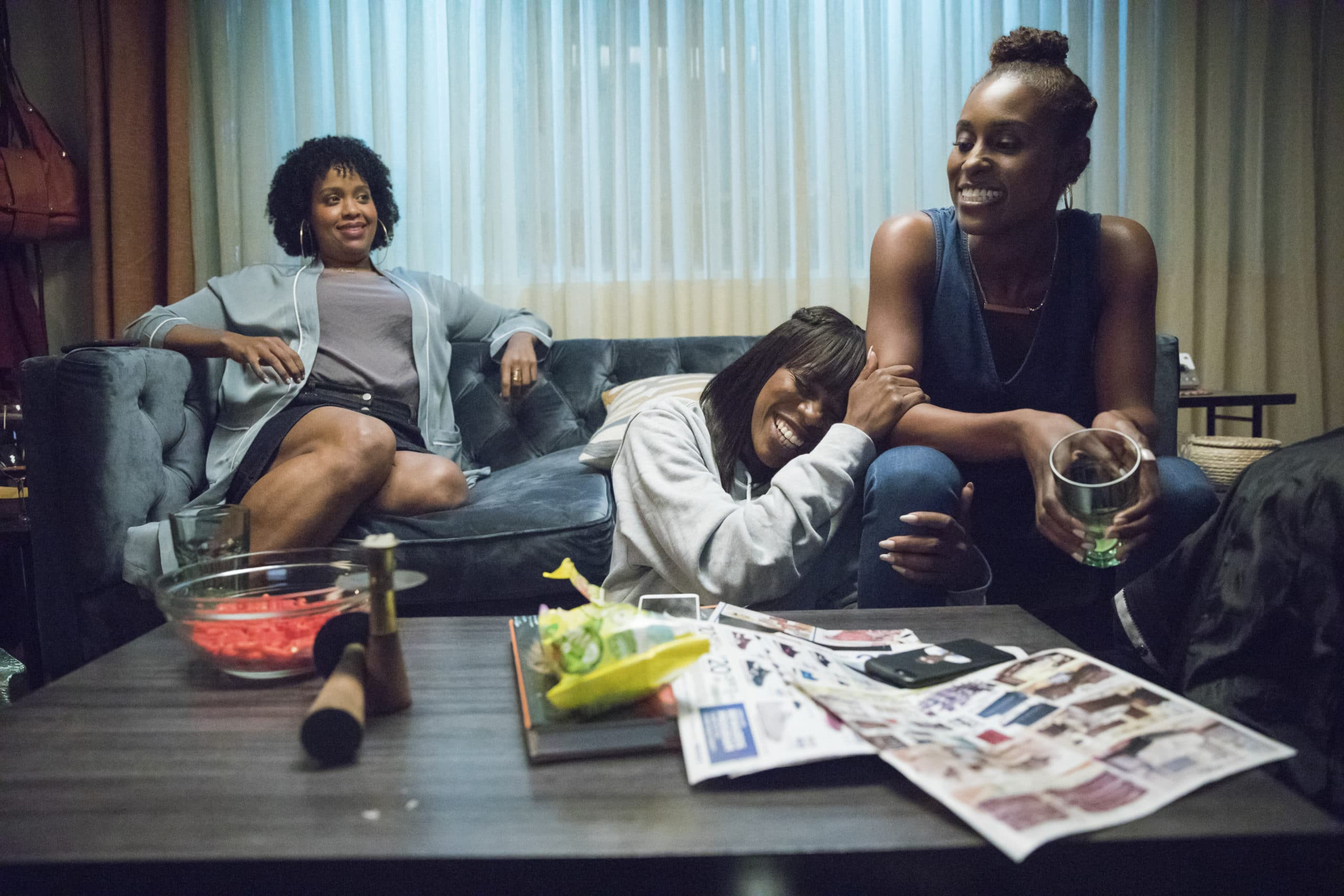 Insecure. Instead of getting down and out about having to shelter in place away from your girl squad, have agirls night inand get lost in these Top 10 binge worthy female-centric TV series that have strong female leads and will give you the girl-power you have been missing!