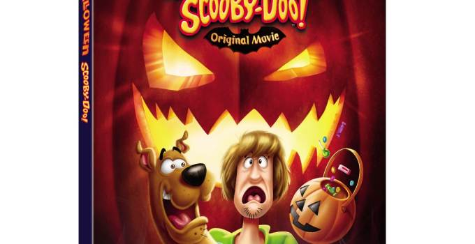 Happy Halloween, Scooby-Doo! | Available on Digital and DVD October 6