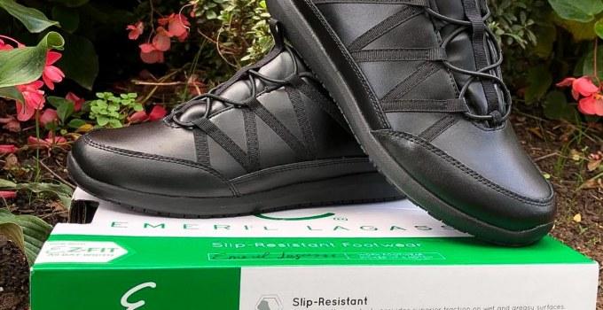 Emerils Footwear Miro Review   Work Footwear Kicked Up A Notch