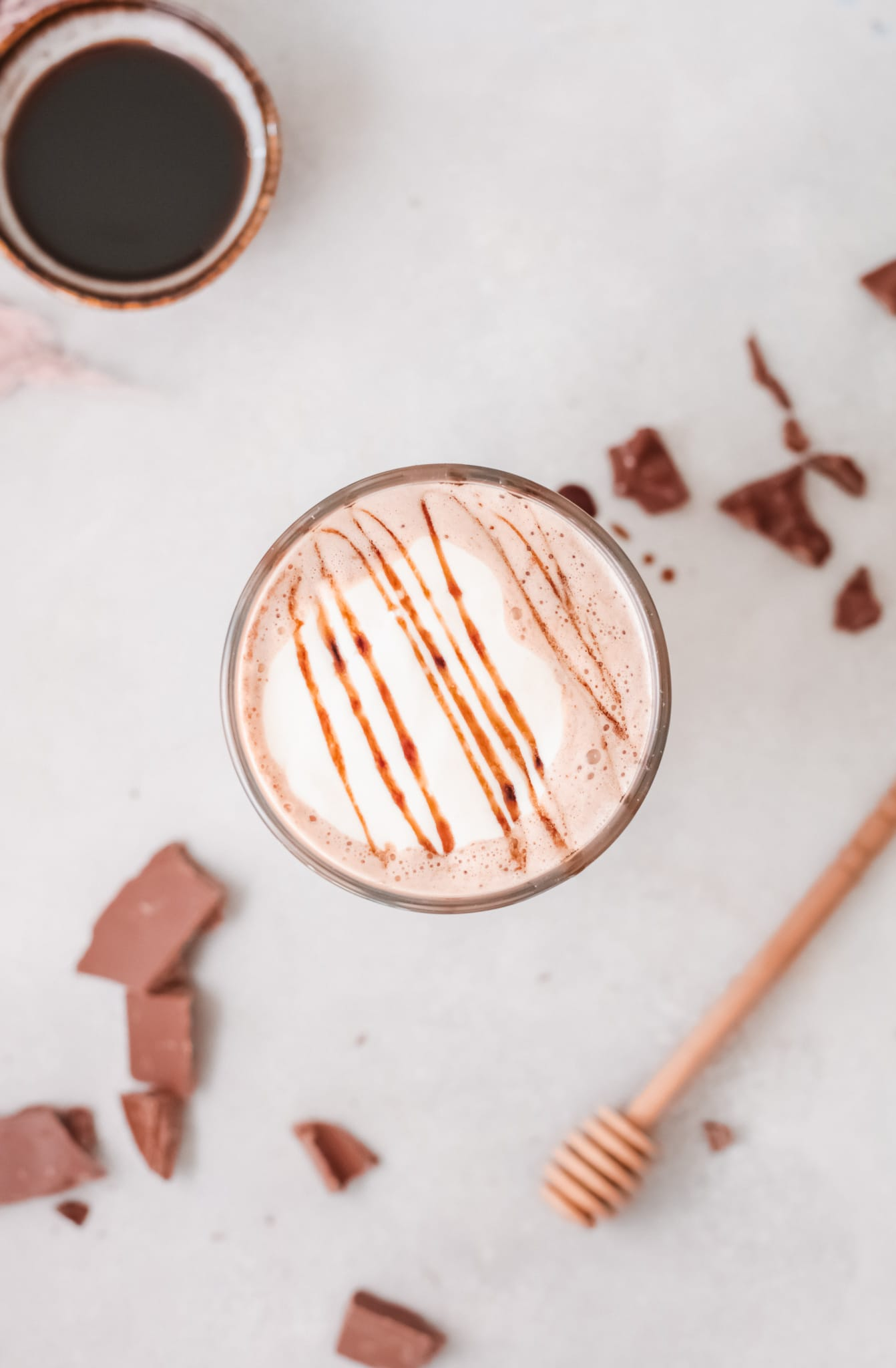 Pressure Cooker Salted Caramel Hot Chocolate. Silky smooth, creamy and decadent, this Instant Pot Salted Caramel Hot Chocolate is an instant family favorite. Made in either the Instant Pot or Slow Cooker this festive holiday drink is perfect for any occasion.
