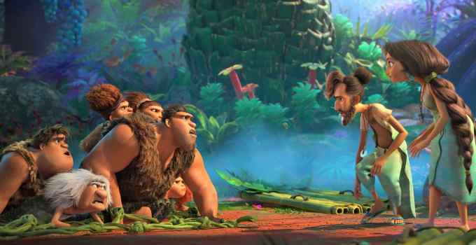 The Croods 2: A New Age | Coming to Theaters Nov 25th!