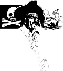 Blacktooth The Pirate