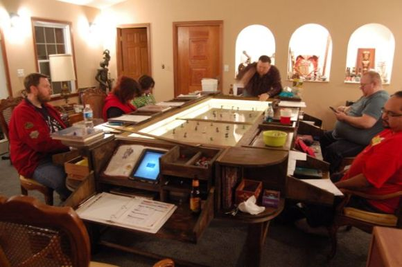 Greatest Gaming Table