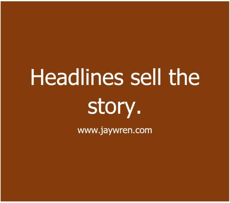 resume headlines and why they matter jay wren