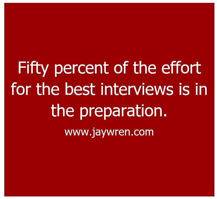 tips to face hr interview