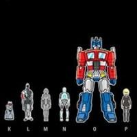 Robots: A to Z T-Shirt