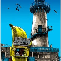 """Unreal Estate""- Art Show Explores Famous Pop Culture Locations"