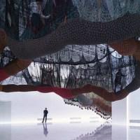 Ernesto Neto's Awe-Inspiring Art Installation