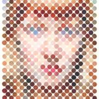 Nathan Manire's Brilliant Dot Art Paintings
