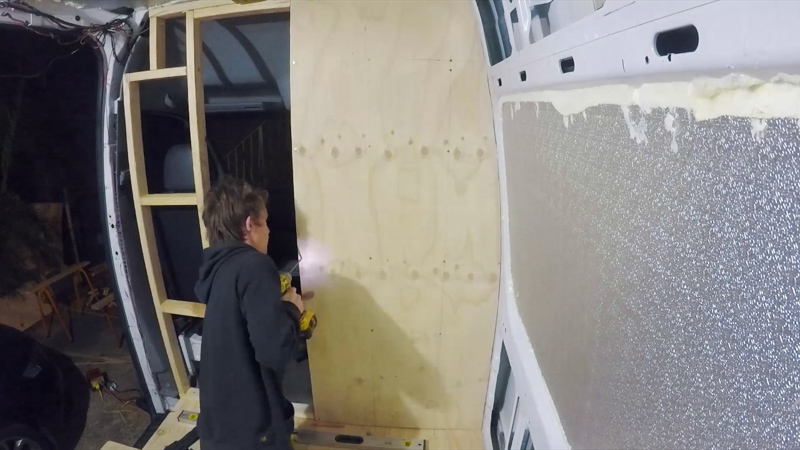 Ep.5 mounting to wall