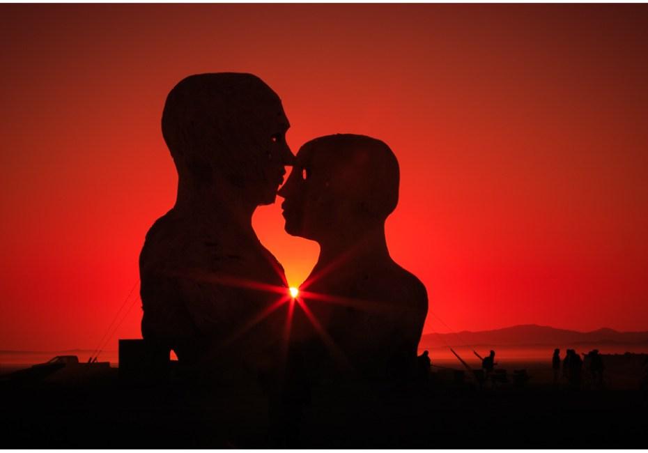 Embracing The Sun by Joe Azure.