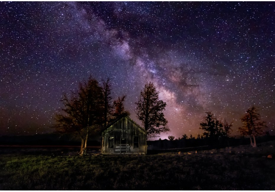 Shasta Way by Joe Azure.