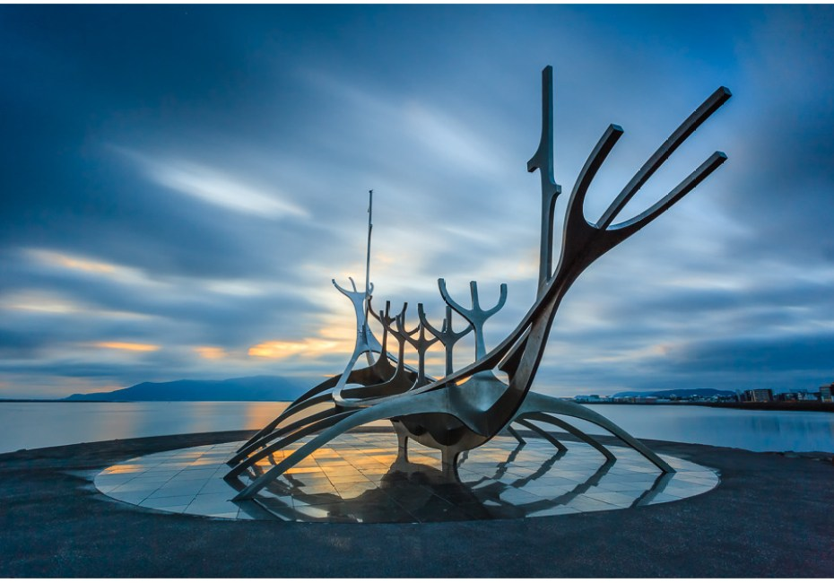 The Sun Voyager by Joe Azure.