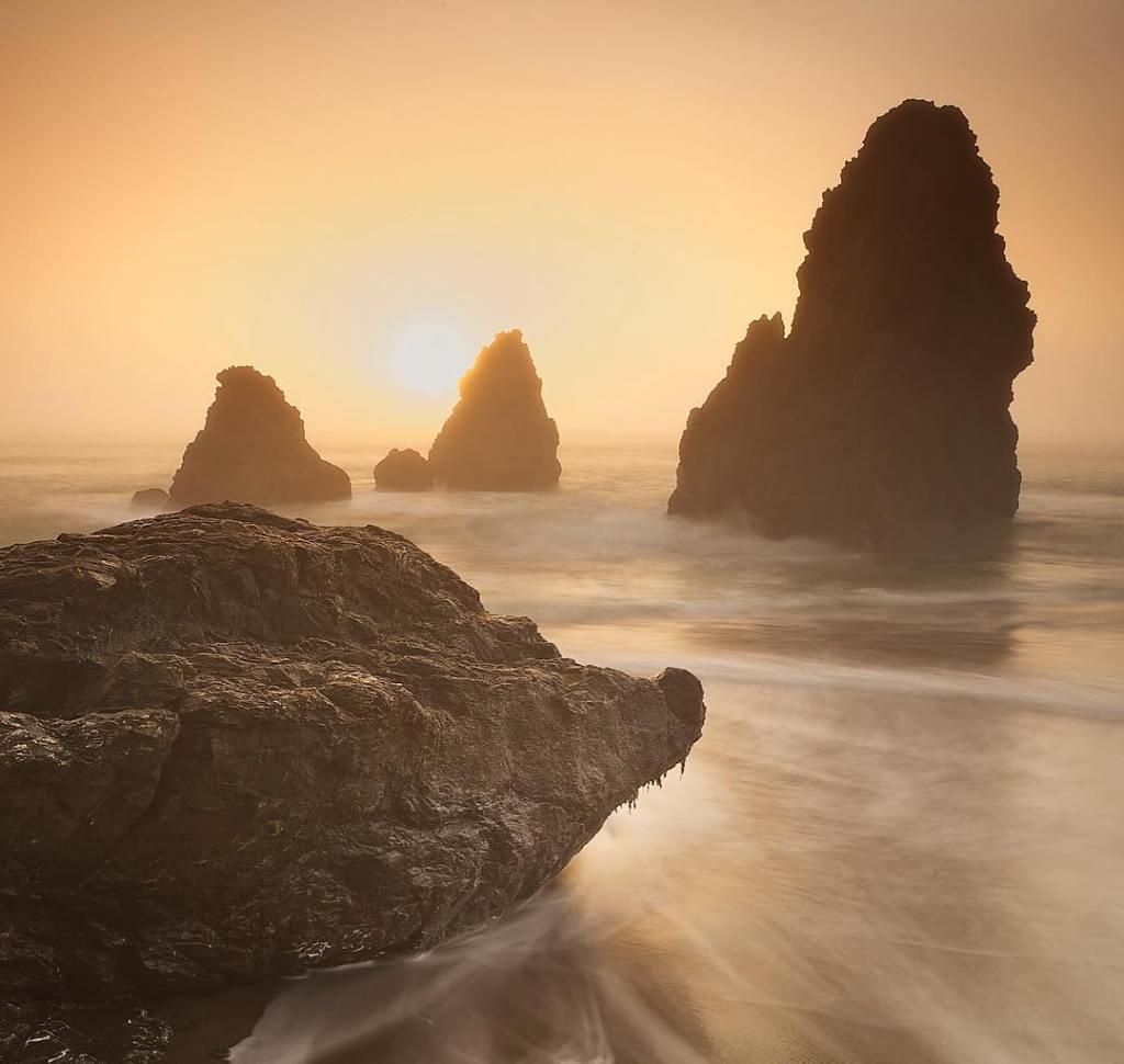Summertime at the Coast  San Franciscos coastline is oftenhellip