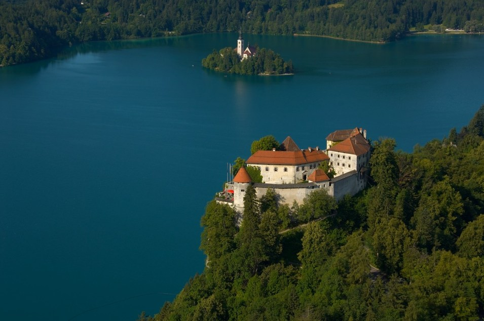 ambient of Casino Bled Slovenia via folkdanceonthewater.org